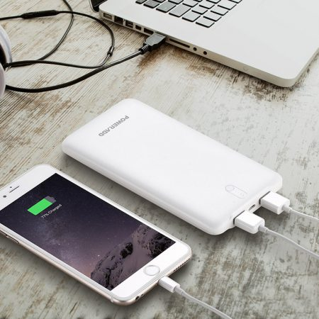 Compact Power Bank High Capacity External Battery Pack