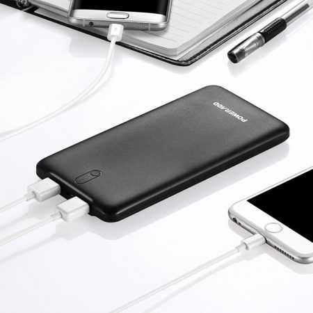 Portable Charger External Battery Pack For iPhone 6, Samsung Galaxy S6
