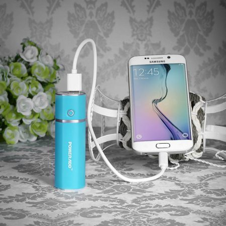 Poweradd Slim 2 Mobile Power Bank Charger 5000mAh External Battery