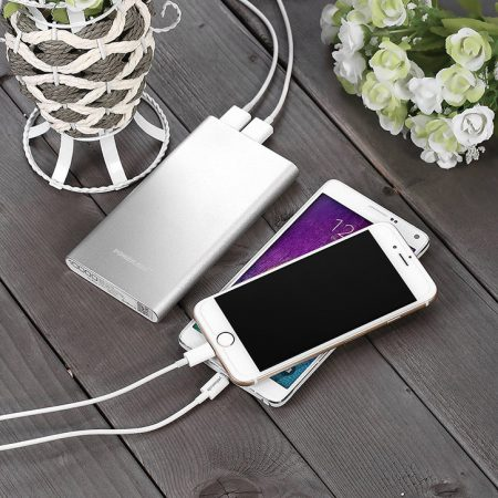 Poweradd Pilot 2GS 10000mAh Portable Power Bank For Mobile Devices