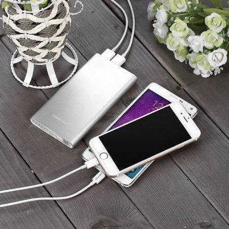 Poweradd Pilot 2GS 10000mAh Portable Power Bank For Mobile Devices