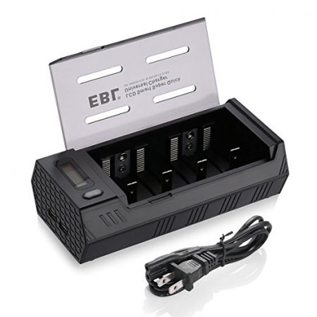 EBL 908 C Size / D Size Rechargeable Battery Charger