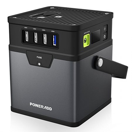 Compact Portable Power Inverter Poweradd Charger Center