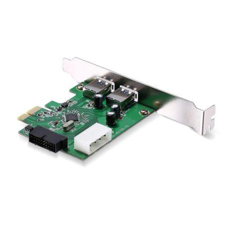 USB 3.0 PCI-E Express Card For Desktop / PC
