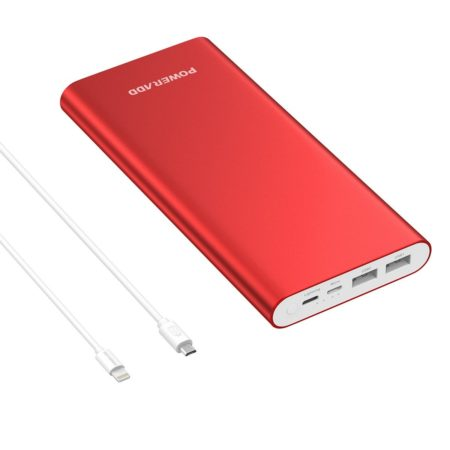 High Capacity Portable Battery Charger For iPhone And iPad