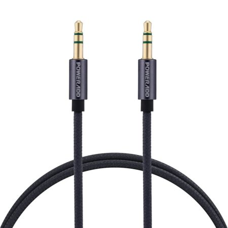 3.5 MM Male to Male AUX Cable 3.3ft 1M For Car Stereo