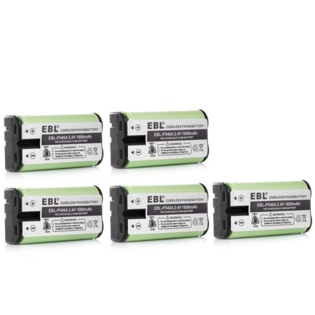 NiMH Cordless Phone Battery Replacement For HHR-P546 KX-TGA100N