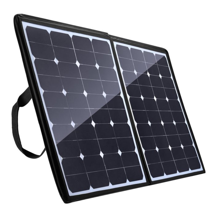 100 Watt Foldable Solar Panel For Charging Laptop And Phones