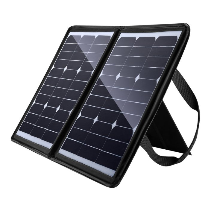Portable Solar Power Bank Charger For Mobile Phones Tablets