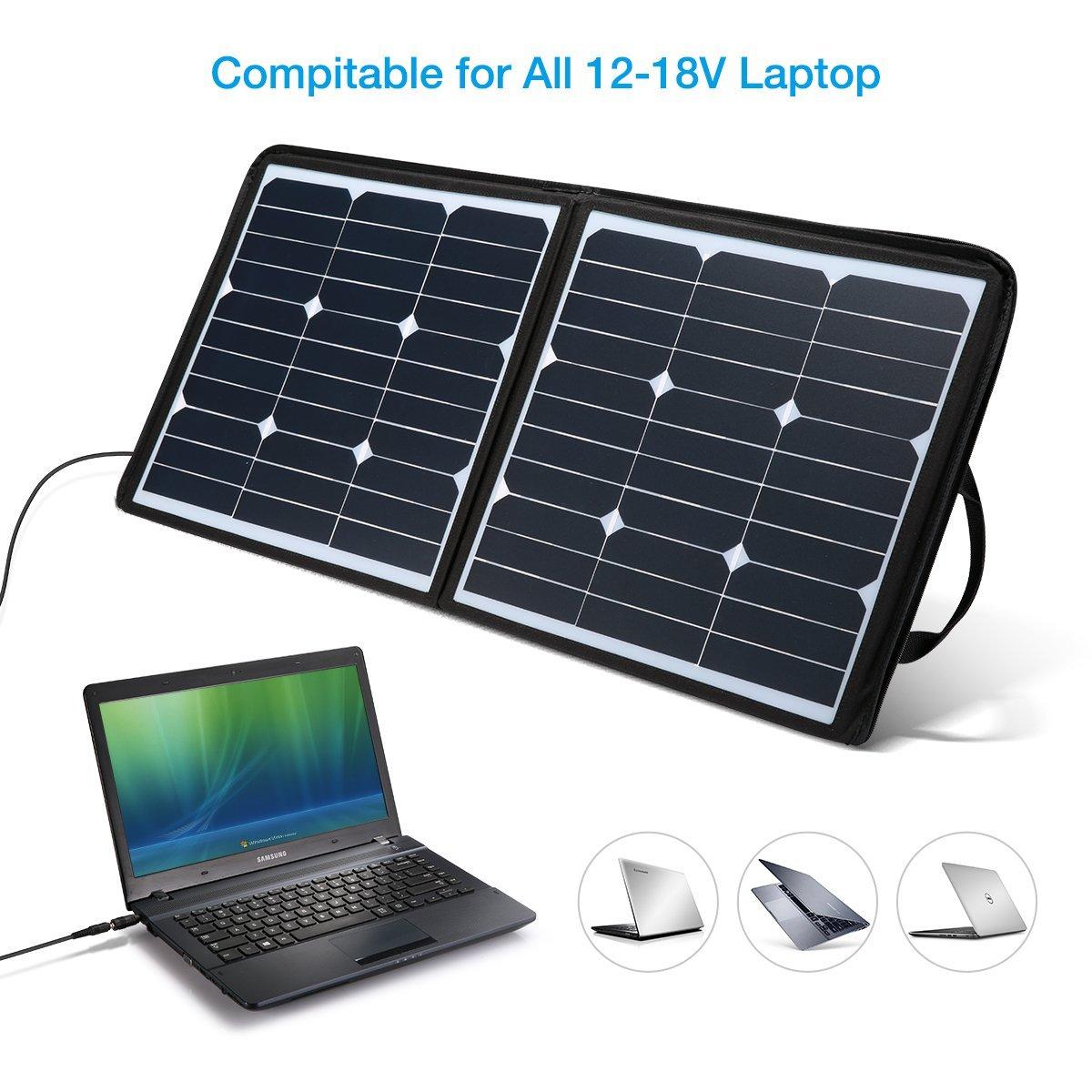 50 Watt 18 Volt Powerful Solar Panels High Performance CE FCC Certified