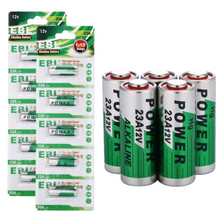 Long Life 23A 12V Alkaline Battery Eco-friendly