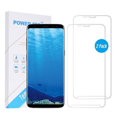 Anti Scratch Samsung Galaxy S8 Tempered Glass Screen Protector