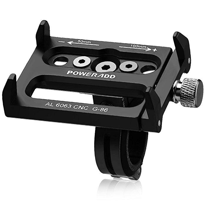 Poweradd Universal Handlebar Mount Phone Carrier