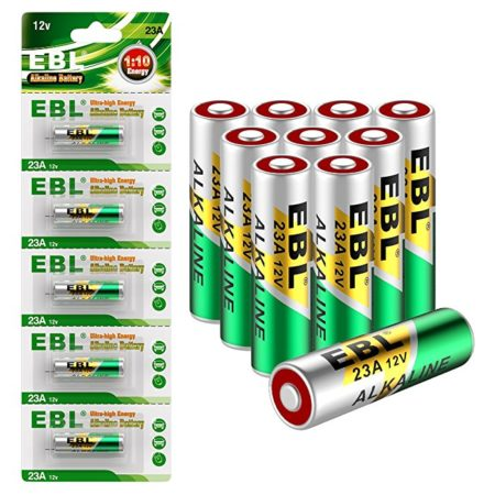 EBL GP23AE MN21 12V Alkaline Battery for Remote Controls