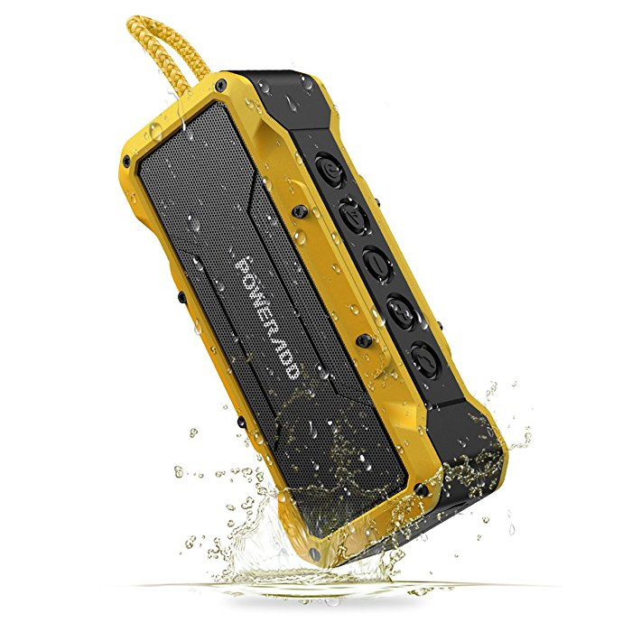 Waterproof Portable Bluetooth Speakers With USB Port