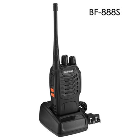 Baofeng BF-888S Two Way Radio Walkie Talkie Long Range